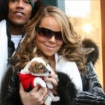 Mariah Puts Her Dogs in Therapy to Prep for Twins