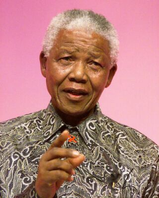 Book of Nelson Mandela Quotes in the Works | EURweb