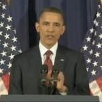 Obama Addresses Nation Regarding Libya Intervention