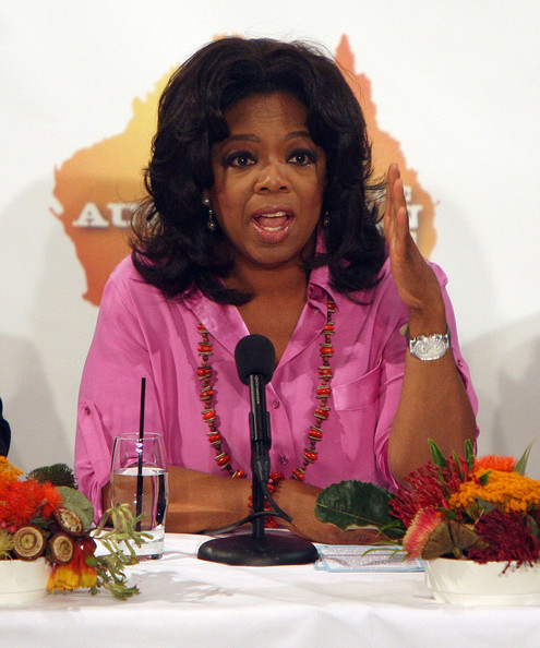 an overview of the oprah winfrey show What is a good summary of oprah's philosophy of life when oprah winfrey writes a the feedback you provide will help us show you more relevant content in.
