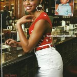 Photos: Lauryn Hill's Daughter Poses for Teen Vogue