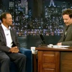Video: Tiger Woods Thanked by Jimmy Fallon; Talks Kids on 'GMA'