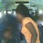 Woman Charged for Slapping Child on School Bus (Video)