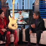 Prince Says Good-bye to Gold Guitar