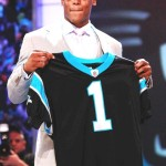 NFL Draft: Panthers Take Cam Newton in Quiet First Round