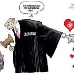 Prop 8 Judge Benefited from Ruling