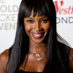 Photos: Naomi Campbell's Pop-Up Store Opens in London Mall