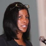Malcolm X's Daughter (Ilyasah Shabazz) Couldn't Handle Interview and Walks Out