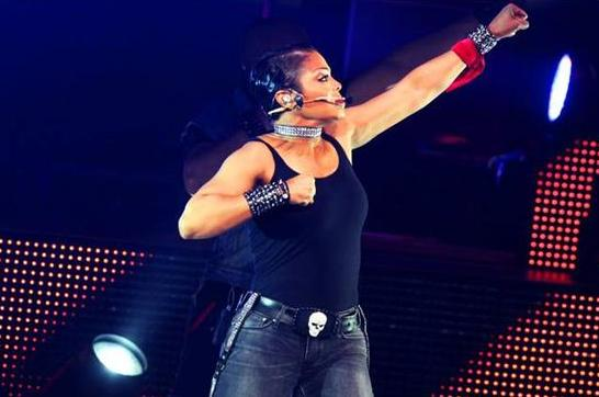 janet jackson2011 at colosseum caesars palace wide big Not Your Typical Janet Jackson Concert