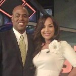 Photos: LisaRaye Visits Kevin Frazier Today on CBS' 'The Insider'