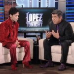 Video: Prince Interview, Performances on 'Lopez Tonight'