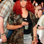 Rihanna is Not Dating Usher, Insists Rep