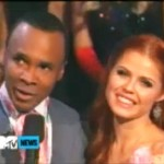 DWTS Video: Scorecard Comes Up Short for Sugar Ray Leonard