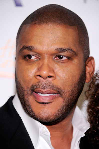 tyler perry wife. Tyler Perry is about to