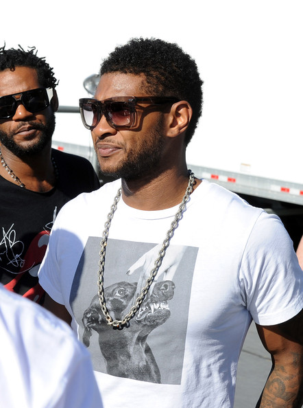 Usher Takes His Talents to New Agency | EURweb  Usher Takes His...