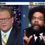 Video: Cornel West Believes Obama Fears 'Free Black Men'