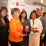 Audrey's Society Whirl: WBLS Café Mocha Celebrates Three Female Leaders at Awards Brunch