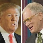 Trump Cancels Letterman for Calling Him a 'Racist'