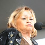 Etta James Back in the Hospital with Infection