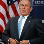 ABC News: Bush Discusses Obama's Phone Call About Bin Laden