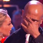 'DWTS' Video: Hines Ward Emotional After Earning Perfect Score