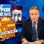 Common Addresses Fox News' Attacks; Jon Stewart Mocks Outrage (Video)