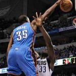 NBA Playoffs: OKC Thunder Beat Dallas Mavericks 106-100 and Tie Series