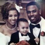 Twitpics: Keyshia, Boobie Tweet Wedding & Honeymoon Photos
