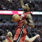 LeBron and Heat Top Bulls in Game 2 of Eastern Conf. Finals