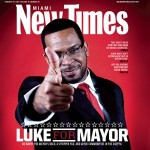 EUR Exclusive: Luke's Mayoral Campaign Rebuked by Hip-Hop Community?