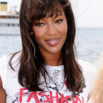 Naomi Campbell Hosts Her Charity Fashion Show at Cannes