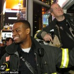 Engine 54's Lone Black Fireman Unable to Meet Obama