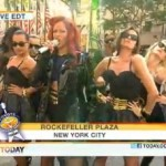 Video: Rihanna's 'Today' Performance Starts in the Street