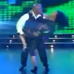 Video: Tyson on Argentina's Version of 'Dancing With the Stars'