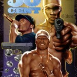 50 Cent's Life Captured in a Comic Book