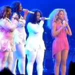 Video: Beyonce Sings Queen, Prince, Kings of Leon Medley in France