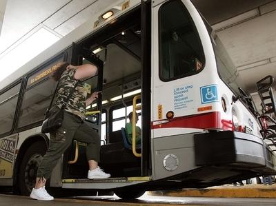 chicago transit authority/cta bus