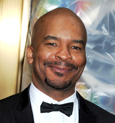 David Alan Grier arrives on the red carpet for the 64th annual Tony Awards, held at New York's famous Radio City Music Hall. (June 13, 2010
