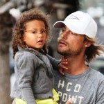 Photos: Gabriel Aubry's Turn with Nahla
