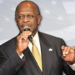 Don't Sleep on Herman Cain: He's the Tea Party's Main Man