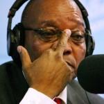 South Africa's President Avoids Mrs. Obama