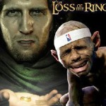 This is the Last LeBron Joke! 'Loss of the Ring'