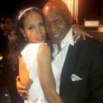 Mike Tyson and Wife Lakiha Spicer Renew Their Vows