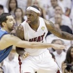 2011 NBA Finals: Miami Wins Game 1 over Dallas 92-84
