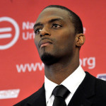 Plaxico to Lecture Kids on Gun Violence; Taps Dungy as Mentor