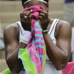 Video: Serena Williams in Tears After Winning Wimbledon Match