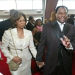 Eddie Long's Wife Didn't Leave the House, But No Doubt There is Drama