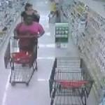 Video: Two Women Shoplifters Raid Winn Dixie for … Deodorant