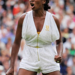 Venus Pulls Off Incredible Second Round Wimbledon Victory