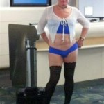 US Airways (Racist?) Double Standard: White Man in Women's Underwear Let on Plane